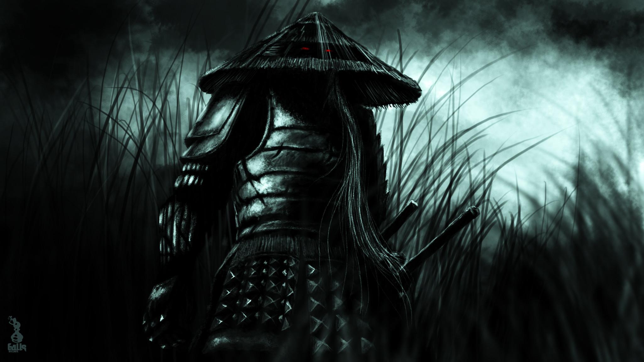 Bushido Samurai Wallpaper Bushido by balls 2050x1153