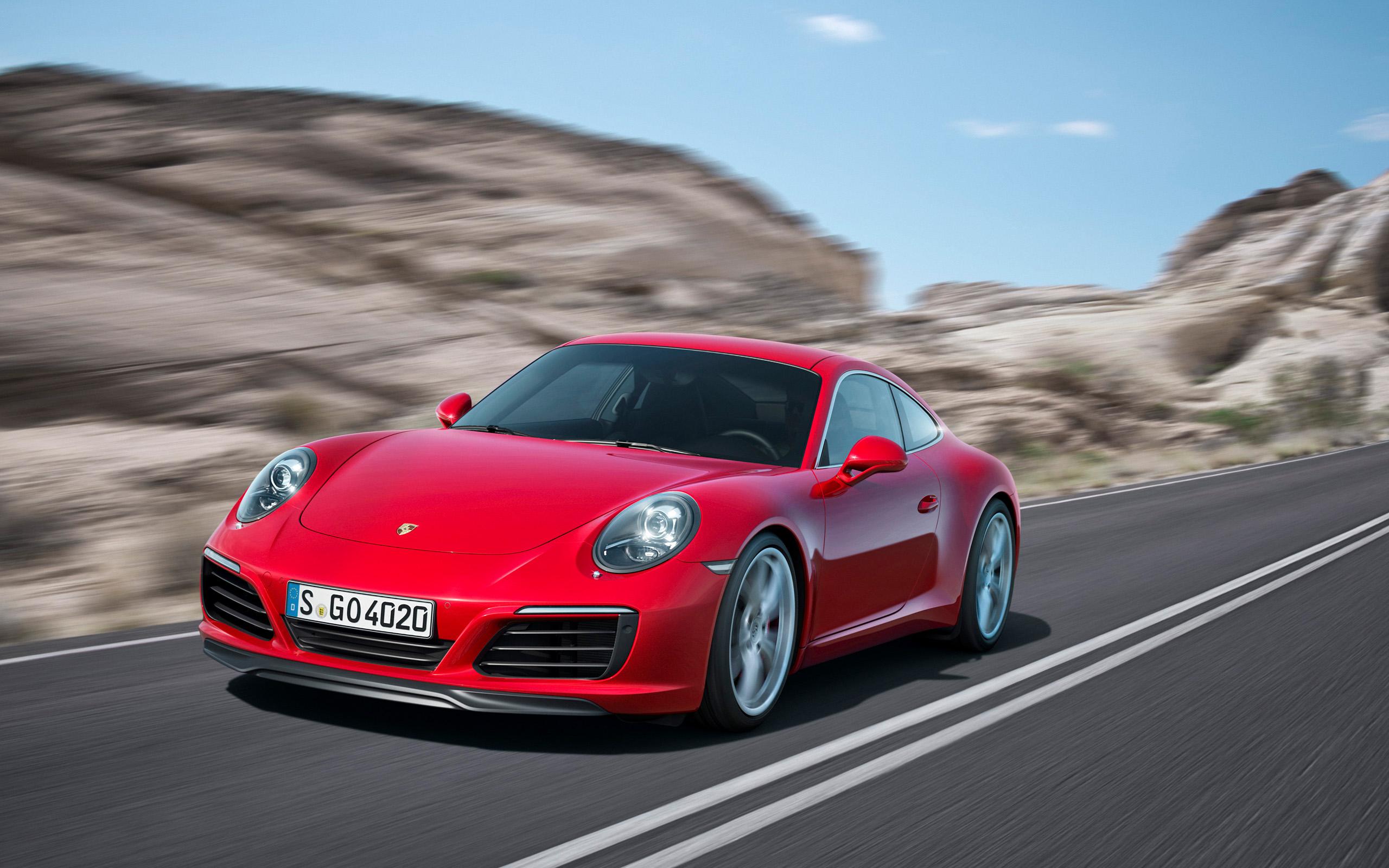 Porsche 911 Wallpapers Pictures Images 2560x1600
