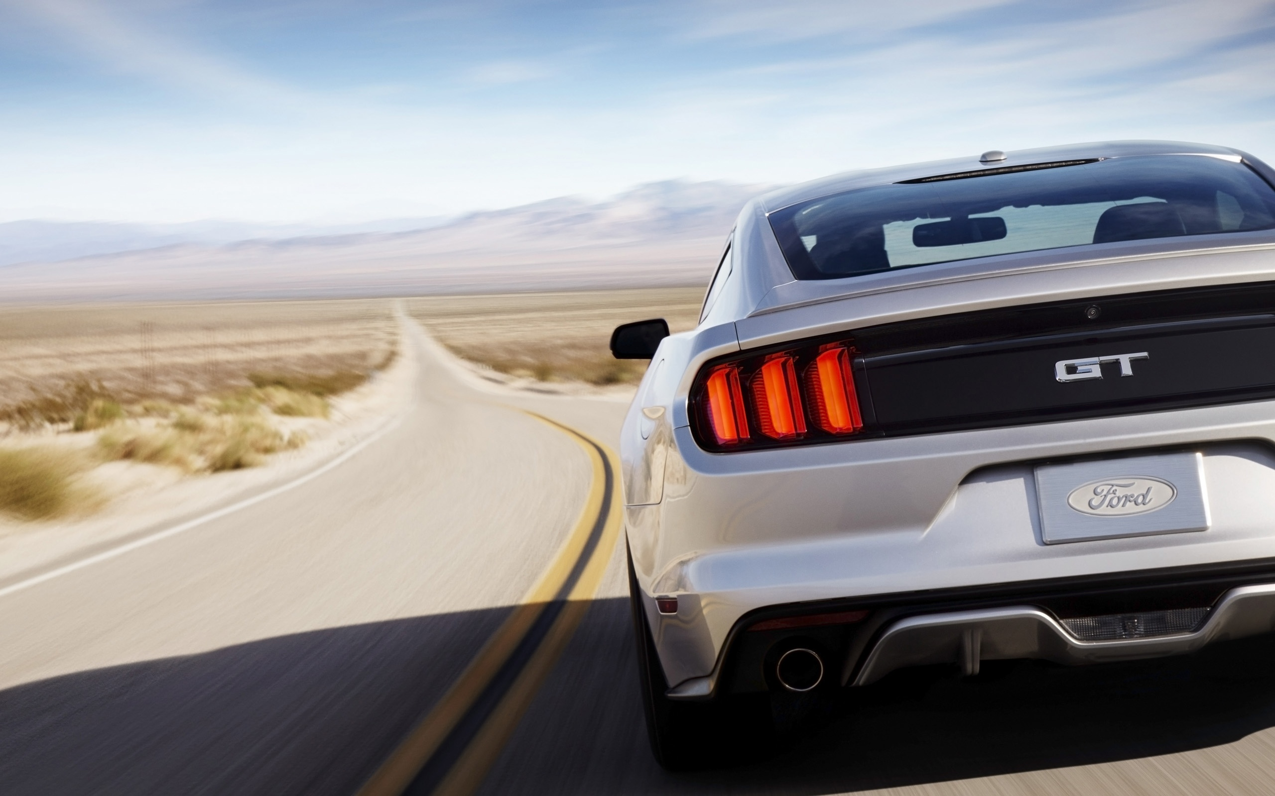 2015 Ford Mustang 5 Wallpaper HD Car Wallpapers 2560x1600