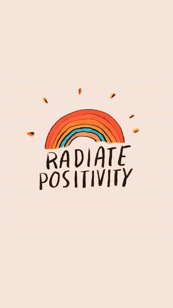 Radiate positivity empoweringquotes Positive quotes Happy 564x1003
