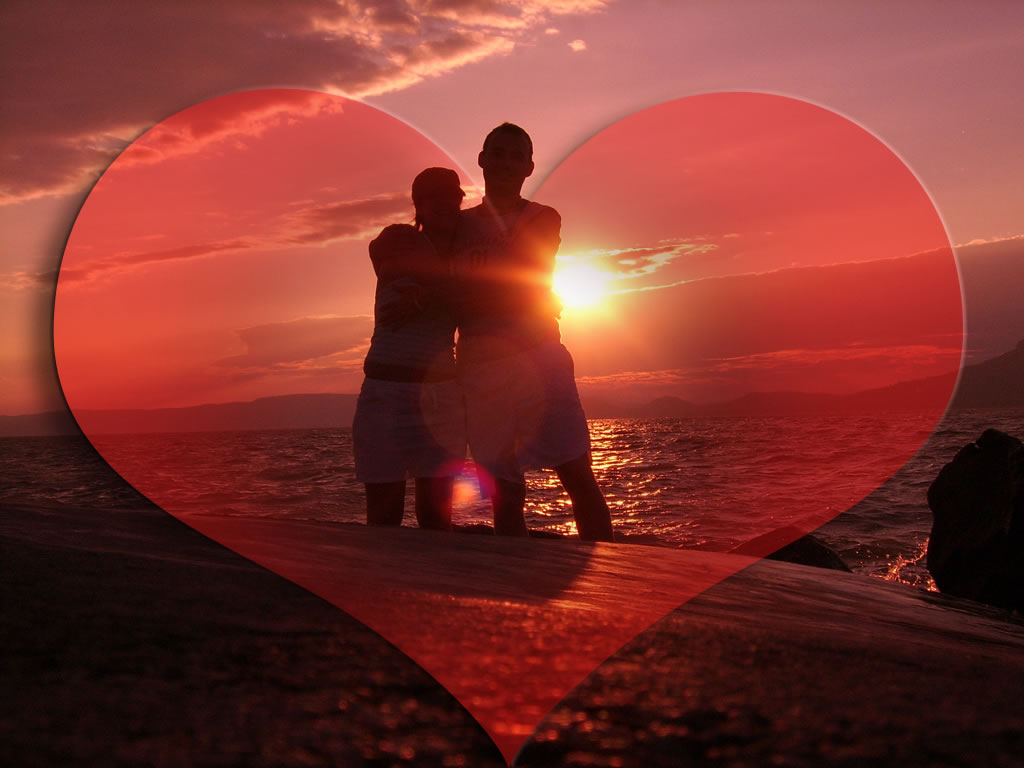Love My Mom And Dad Wallpaper 1024x768