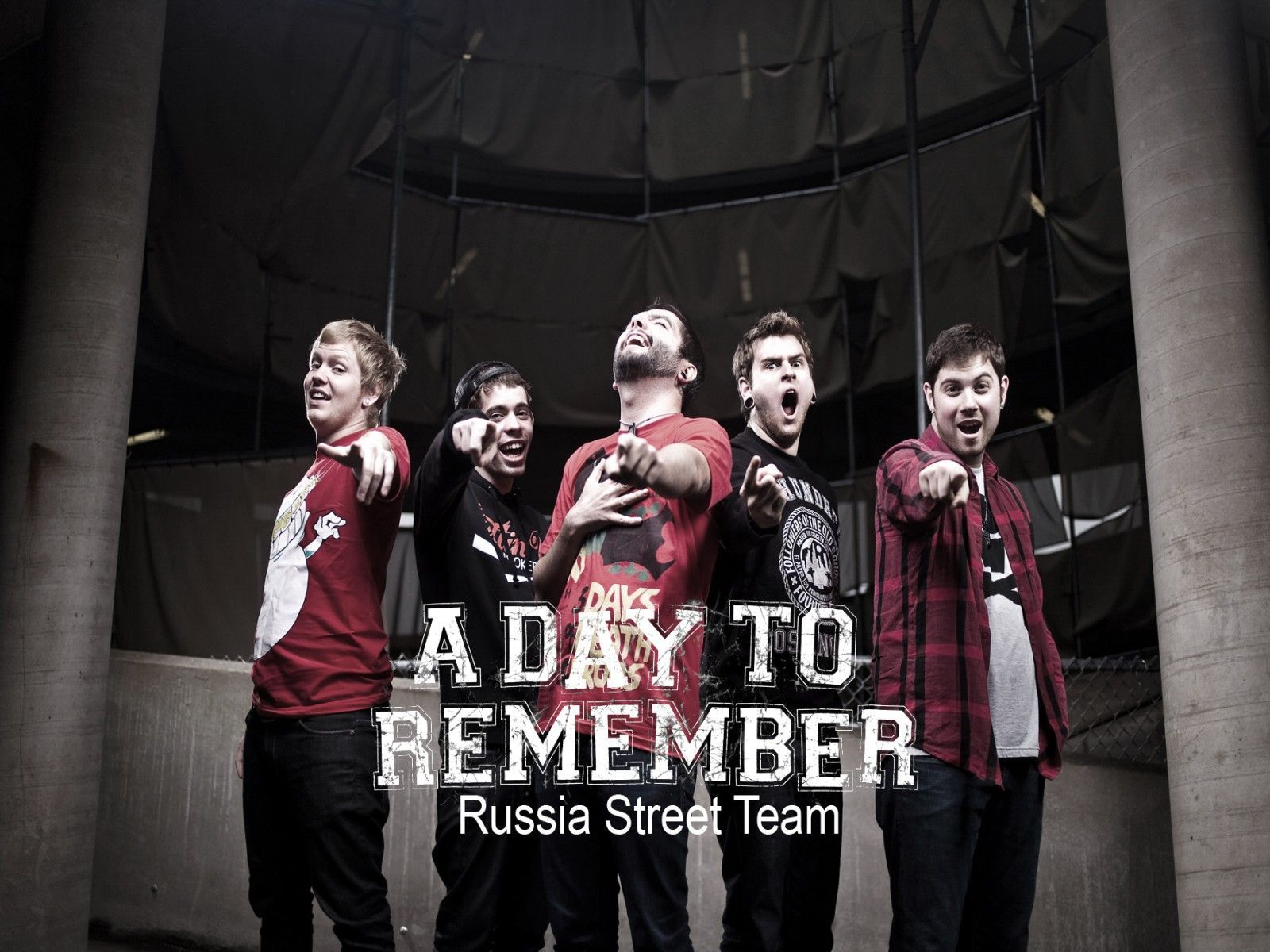 Wallpapers For A Day To Remember Band Wallpaper 1600x1200