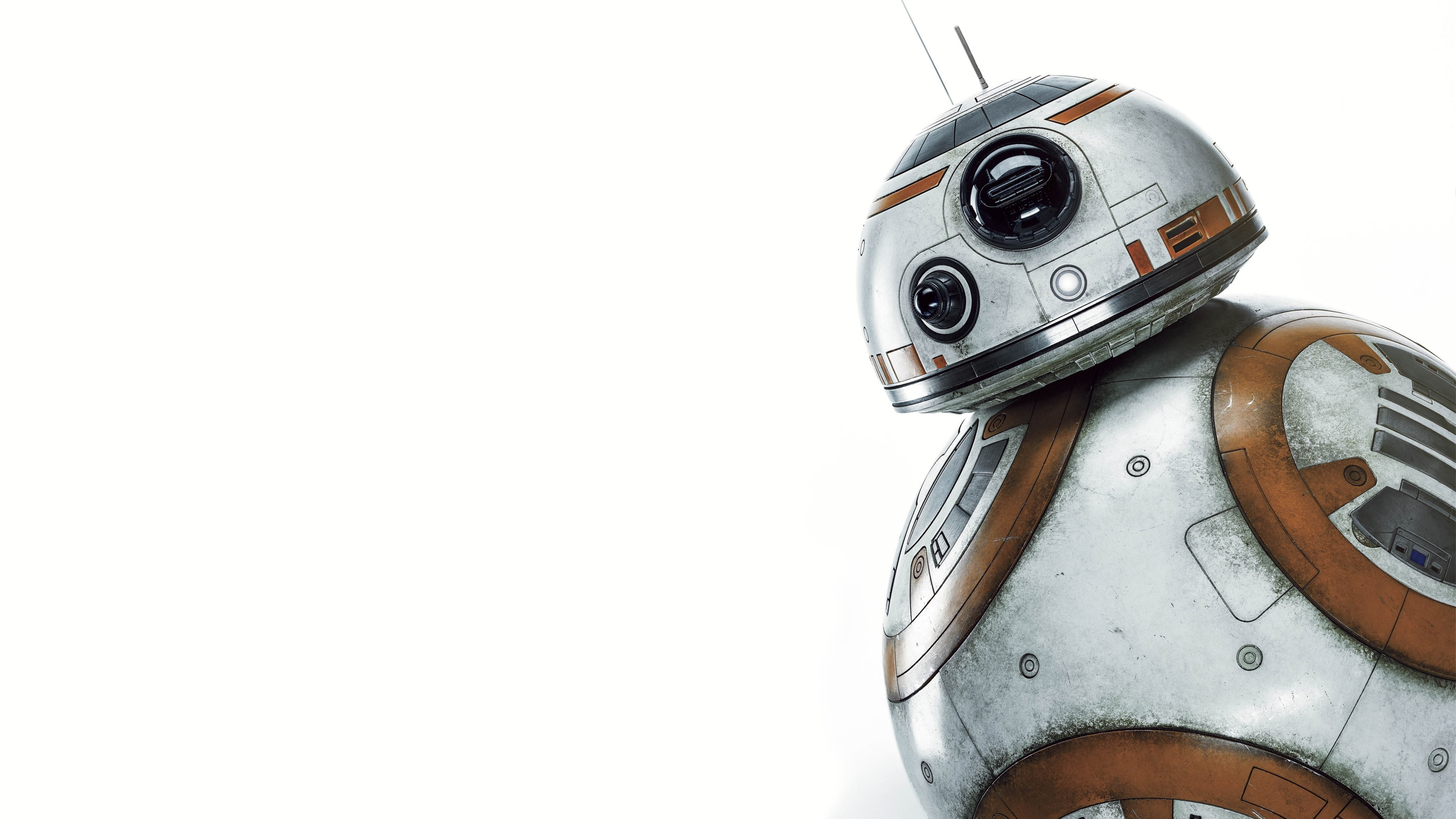 Star Wars BB 8 Wallpapers HD Desktop and Mobile Backgrounds 5120x2880