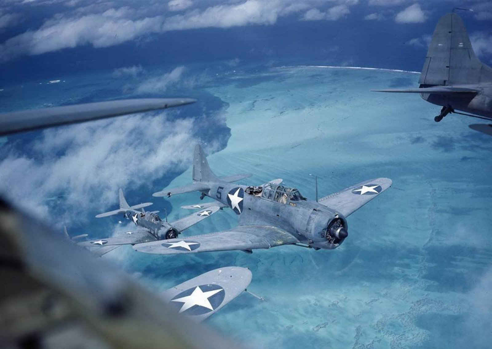 Douglas SBD Dauntless Wallpaper and Background Image 1600x1134 1600x1134