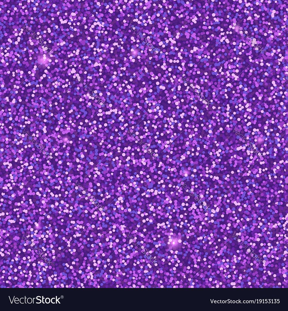 Purple glitter background violet seamless Vector Image 1000x1080