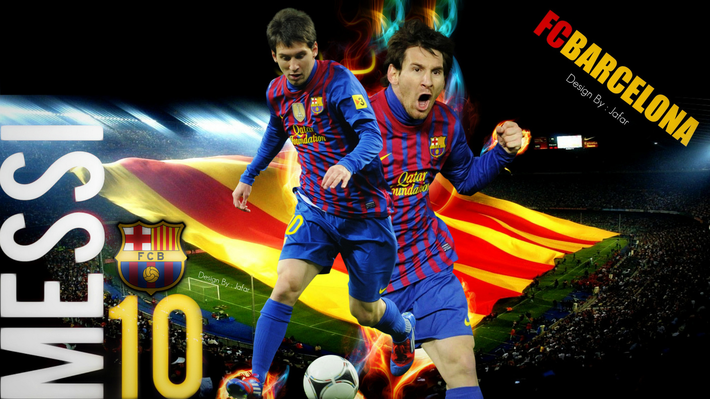 Lionel Messi Top Scorer FC Barcelona 2012 Its All About Wallpapers 1440x810