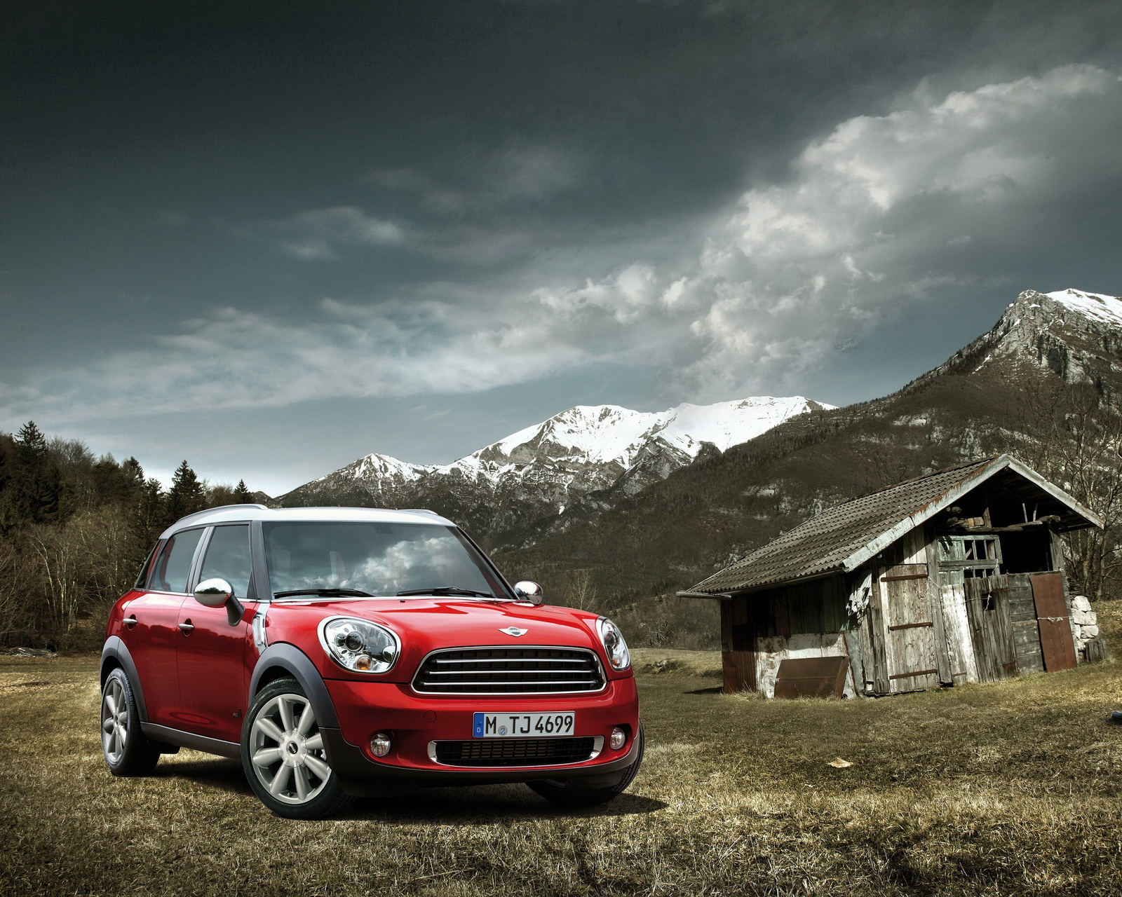 Mini Cooper Wallpaper Auto Motor Sport Wallpaper HD 1600x1280