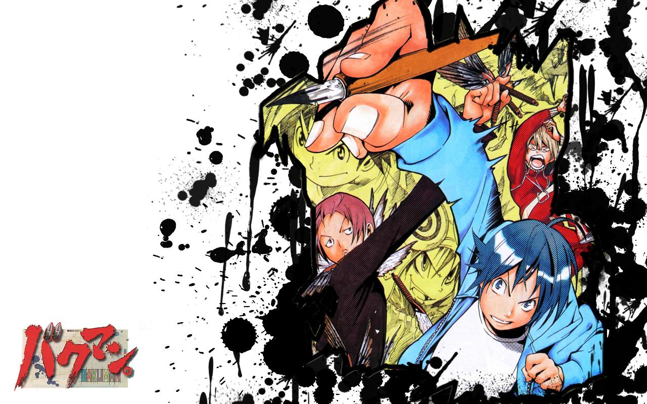 bakuman manga wallpaper bakuman manga wallpaper 1280x800