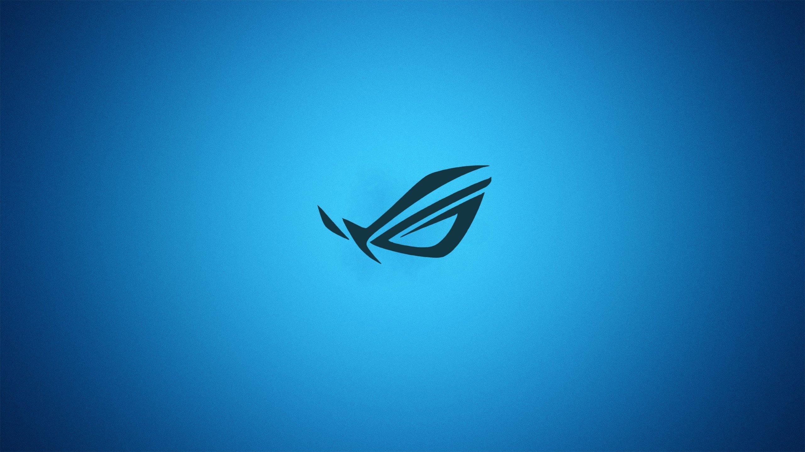Asus Blue Wallpaper: Blue Gaming Wallpaper