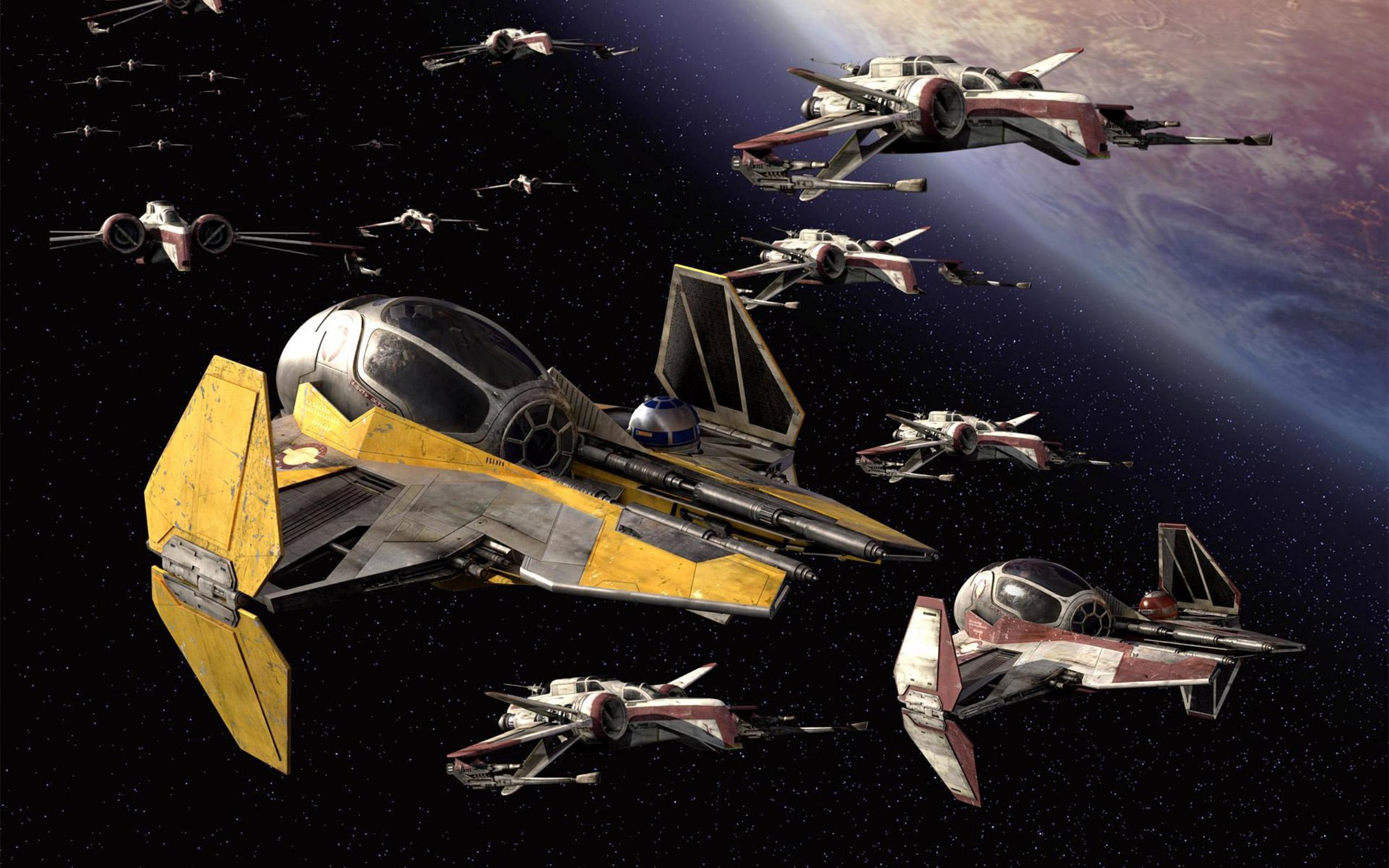 Star Wars Wallpapers HD widescreen 2560 x 1600 2560x1600