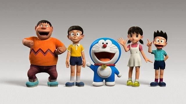 Kumpulan Gambar Film Doraemon 3D Stand by Me Last Movie Gambar Lucu 640x360