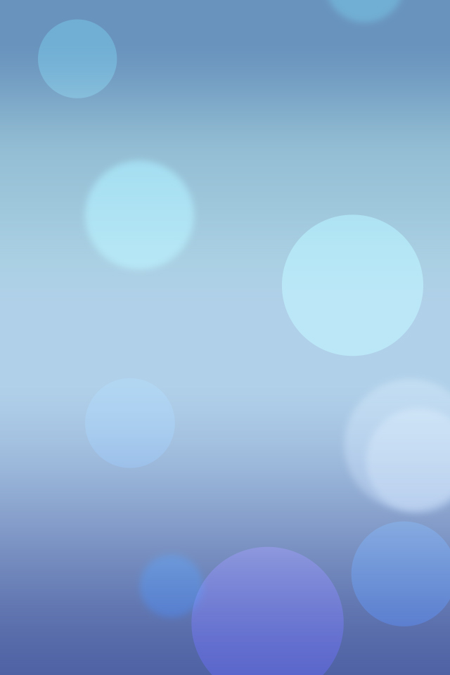 IOS 6 Wallpaper IPad 640x960