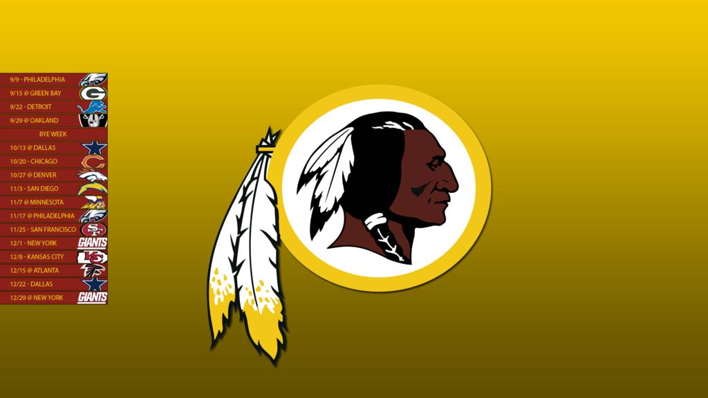 Washington Redskins 1024x576
