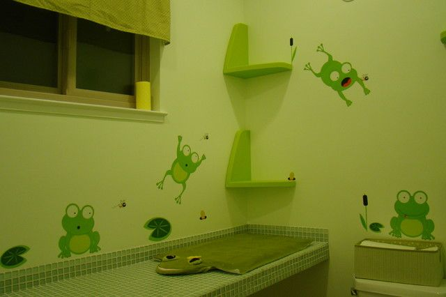 Cute wallpaper Kids Bathroom Pinterest 640x426