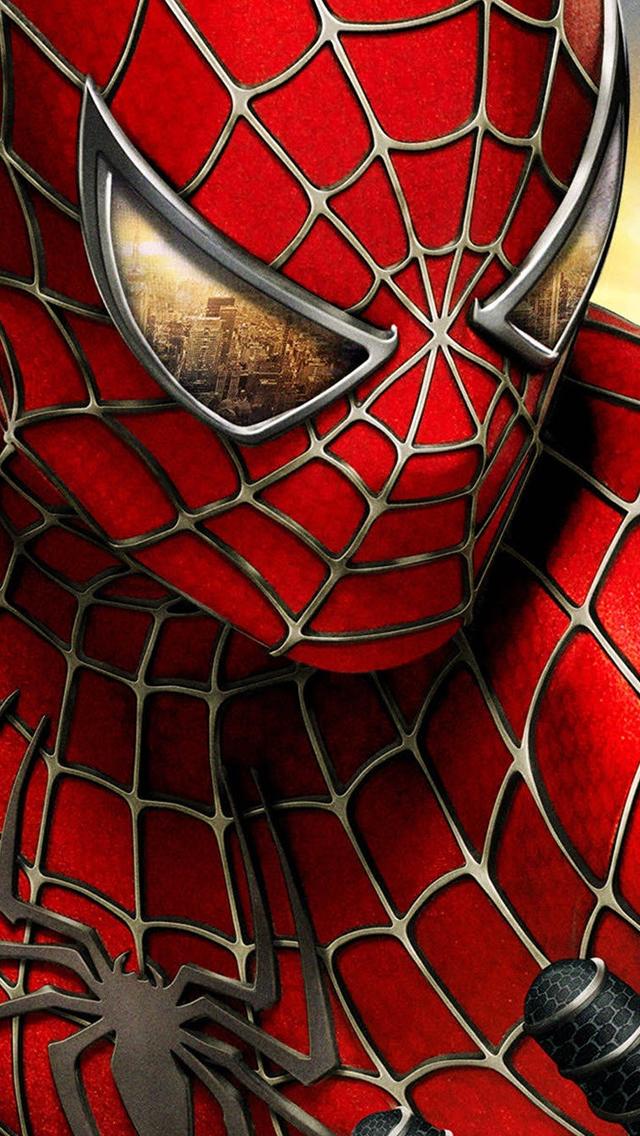 Spider Man 5 iPhone 5 Wallpaper 640x1136