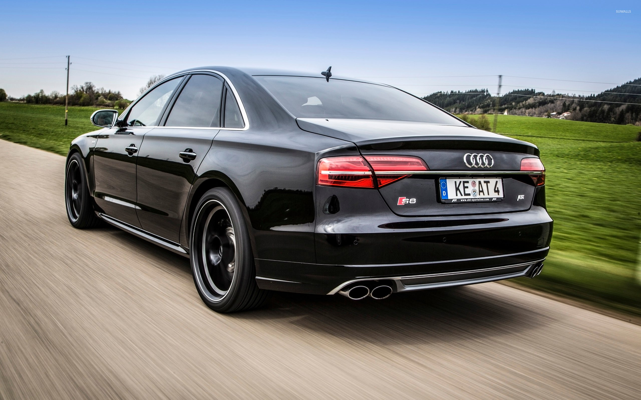2014 ABT Audi S8 wallpaper   Car wallpapers   39083 2560x1600