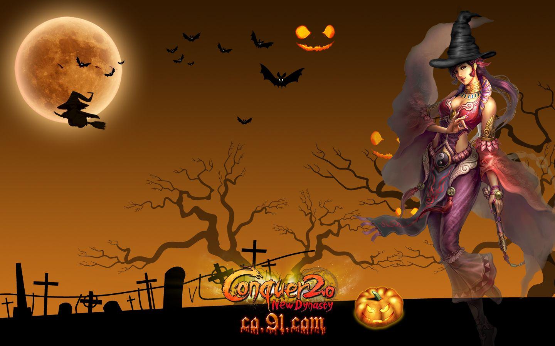 Desktop Halloween Wallpaper 1440x900 1440x900