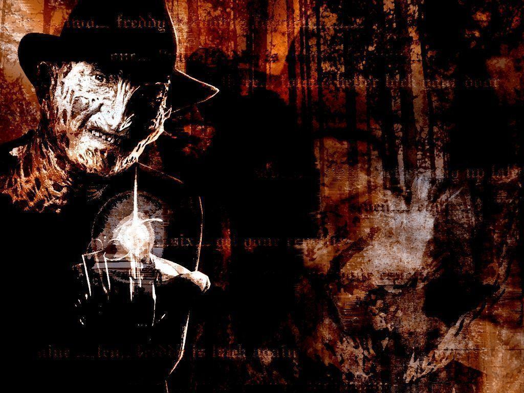 Freddy Krueger Backgrounds 1024x768