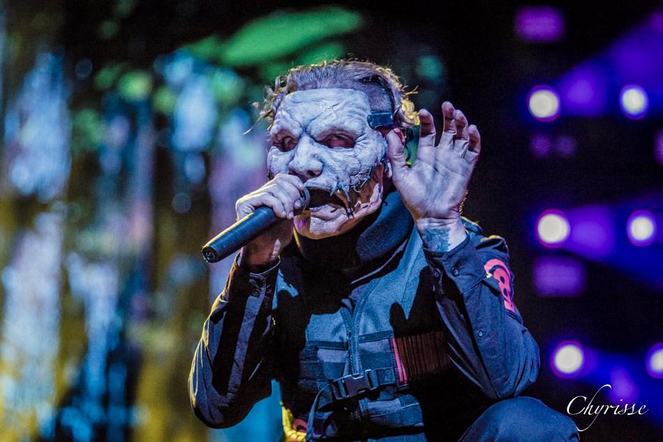 Image Gallery Slipknot 2016