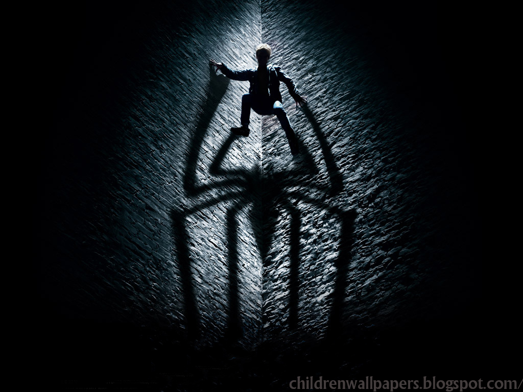 Spider man WallpaperChild Coloring and Children Wallpapers 1024x768