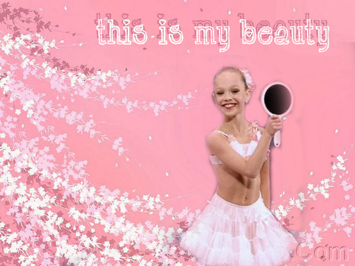 Of This Is My Beauty Maddie Ziegler Edit Dance Moms Wallpaper Picture 500x375