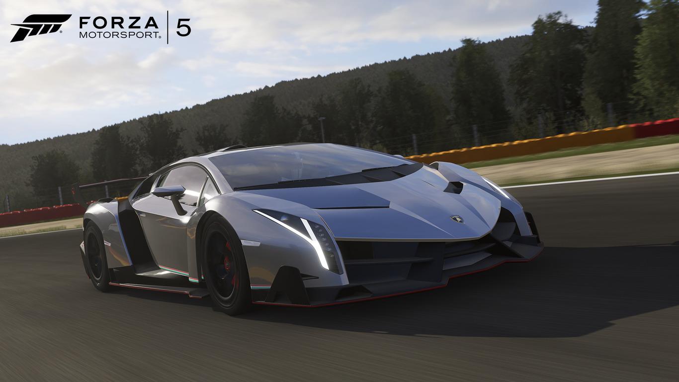 Forza Motorsport 5 wallpaper 34378 1366x768