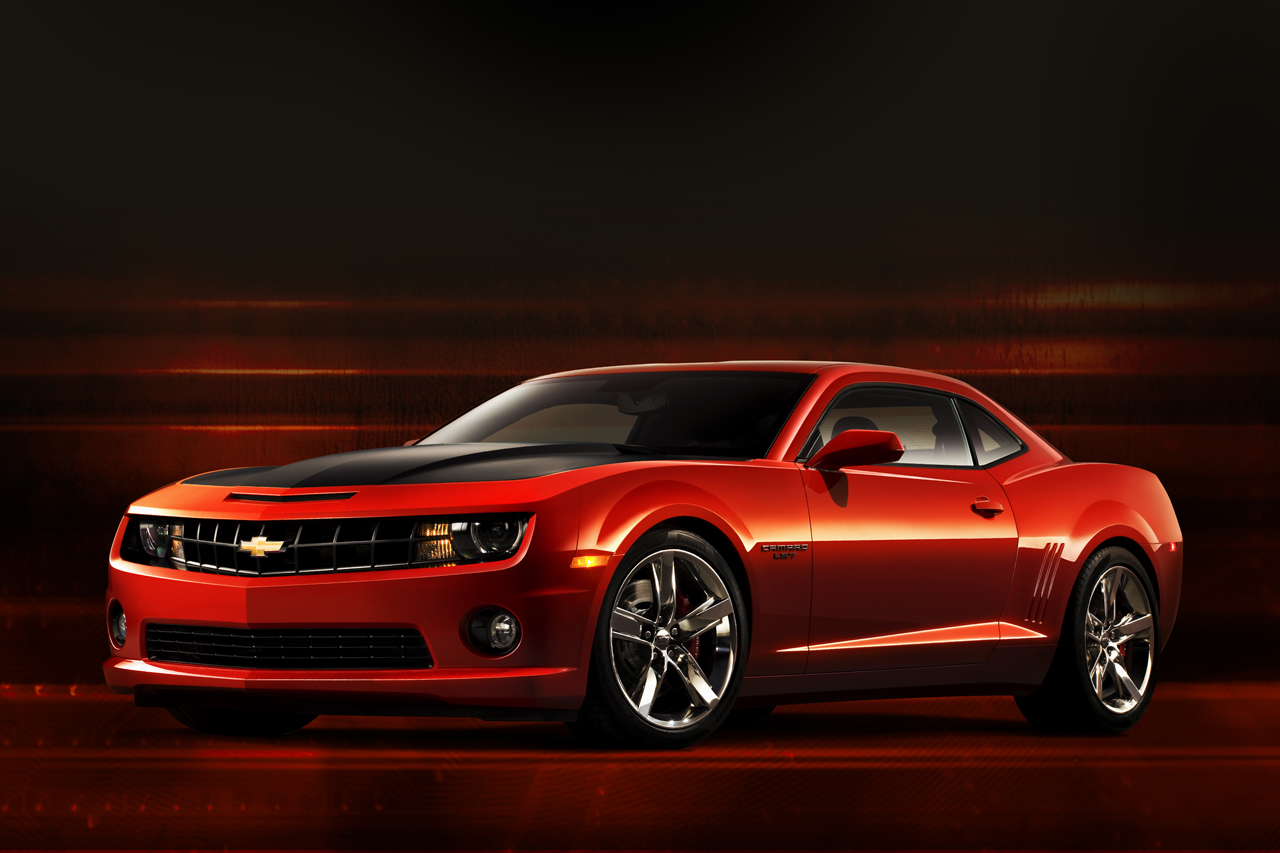 Cars Wallpapers12 Camaro ss Wallpaper 1280x853