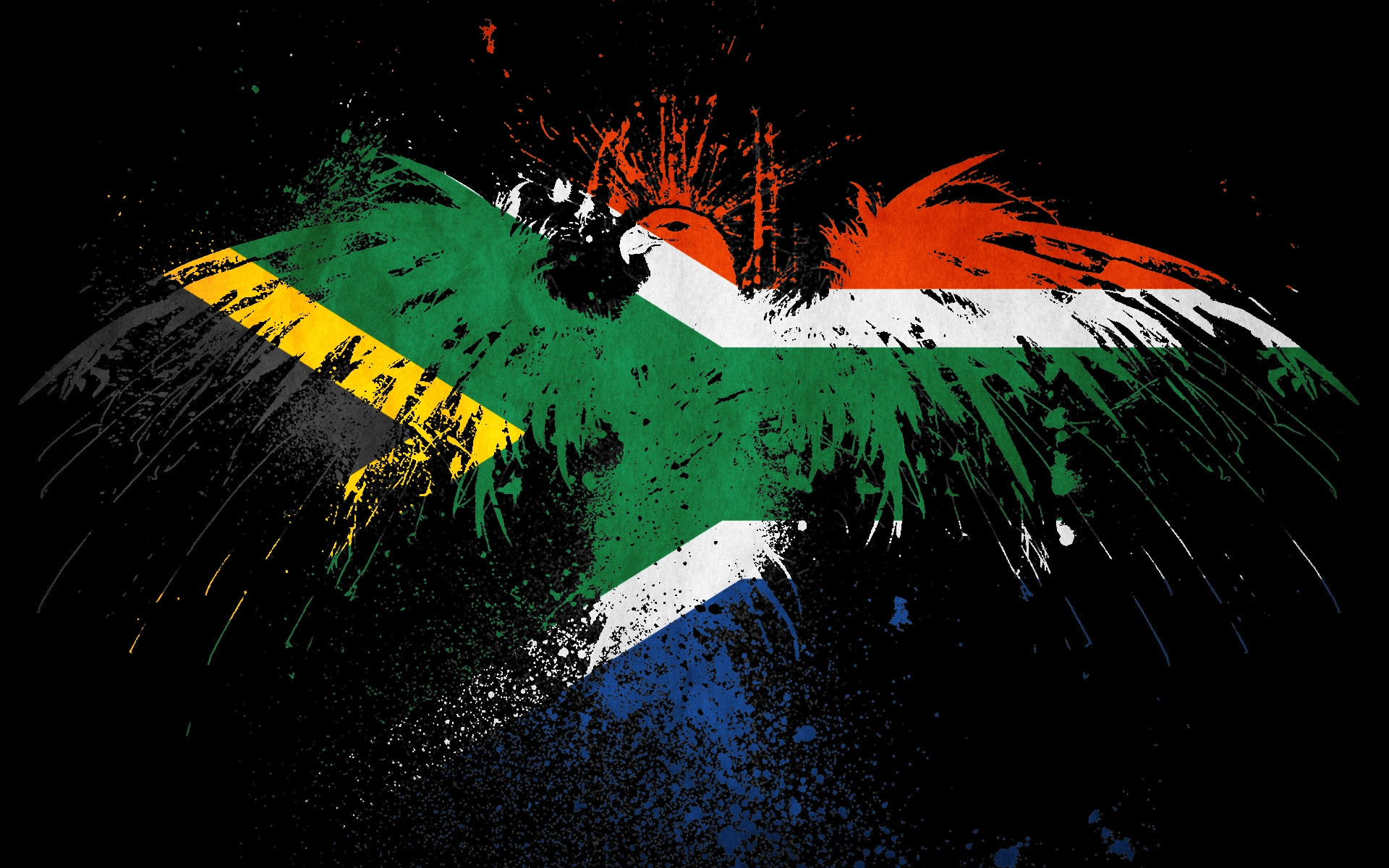 27 South Africa Flag Wallpapers On Wallpapersafari