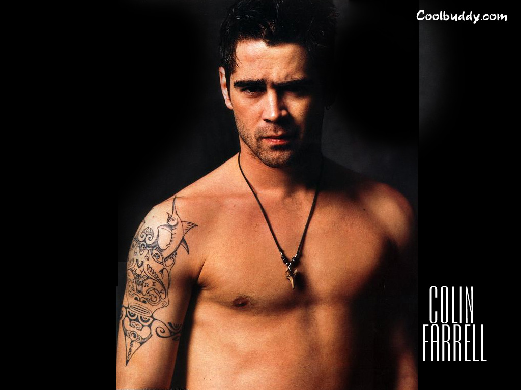 Collin Farrel   Colin Farrell Wallpaper 81040 1024x768