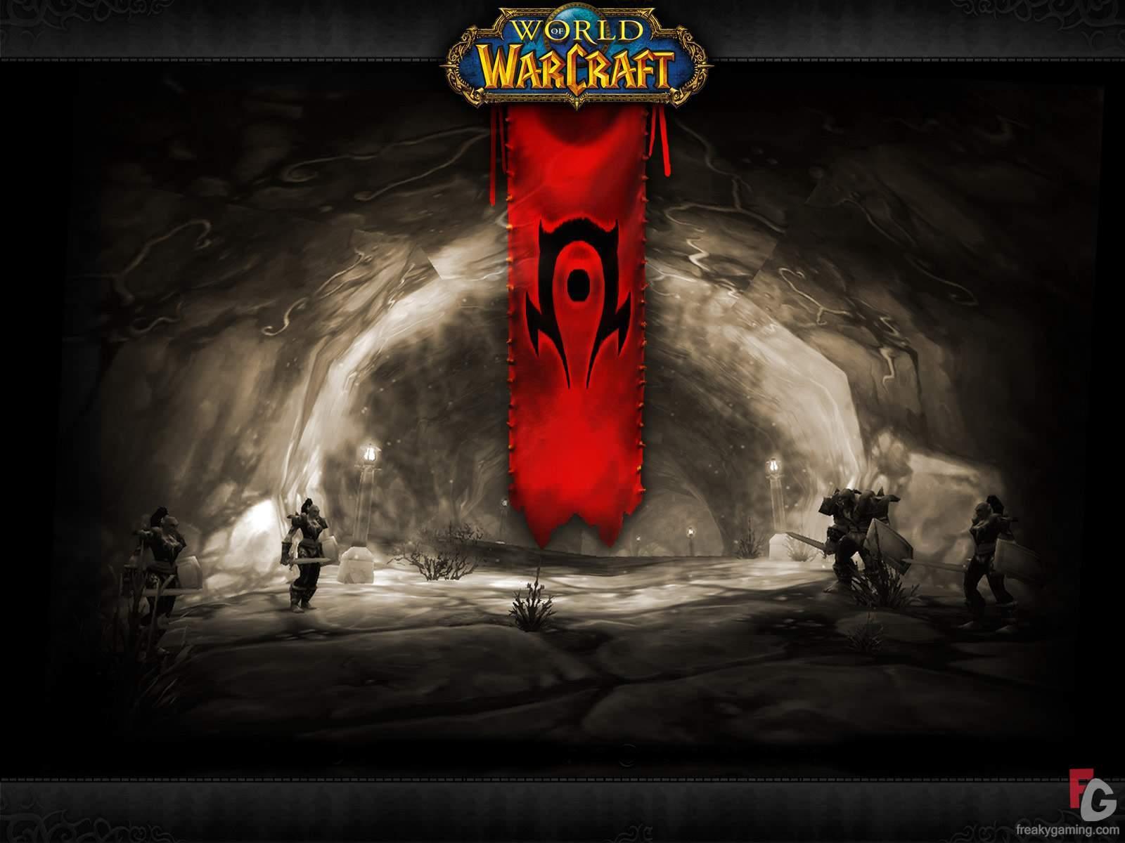 world of warcraft horde free psp