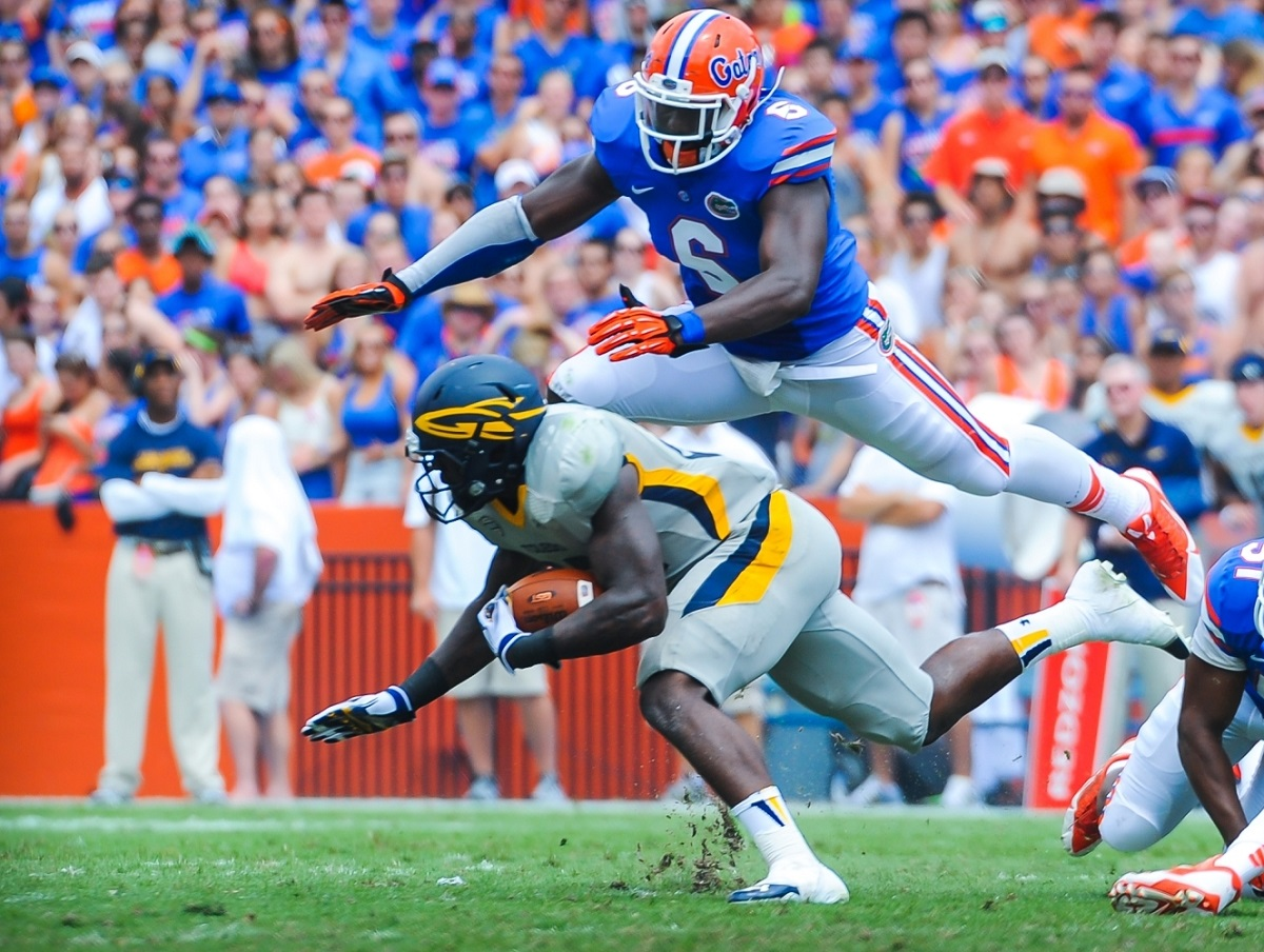 The 2018 Florida Gators Football Schedule UF with dates times TV network and links to tickets