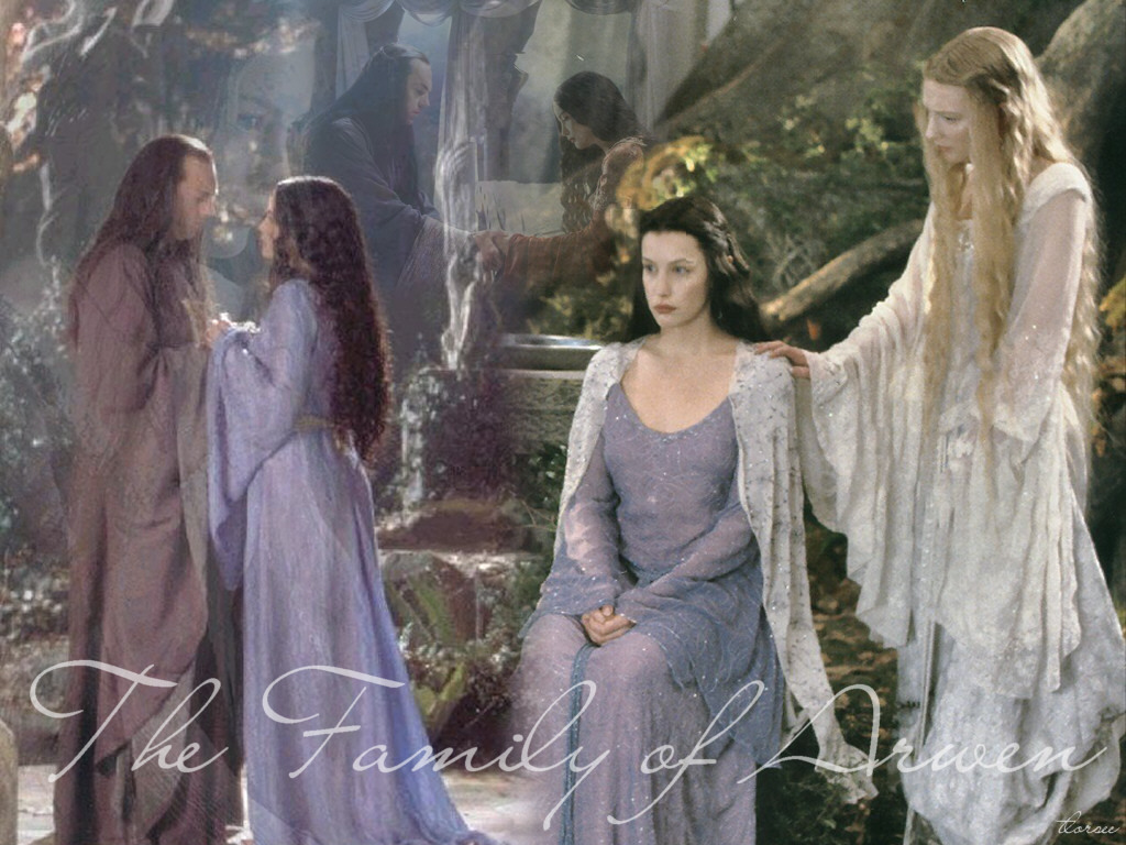 Elves   The Elves of Middle Earth Wallpaper 7608883 1024x768