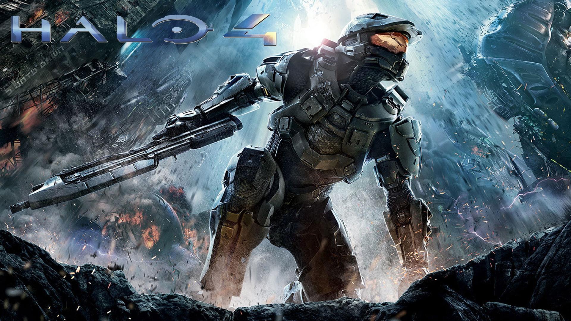 Halo 4 desktop wallpaper 1920x1080