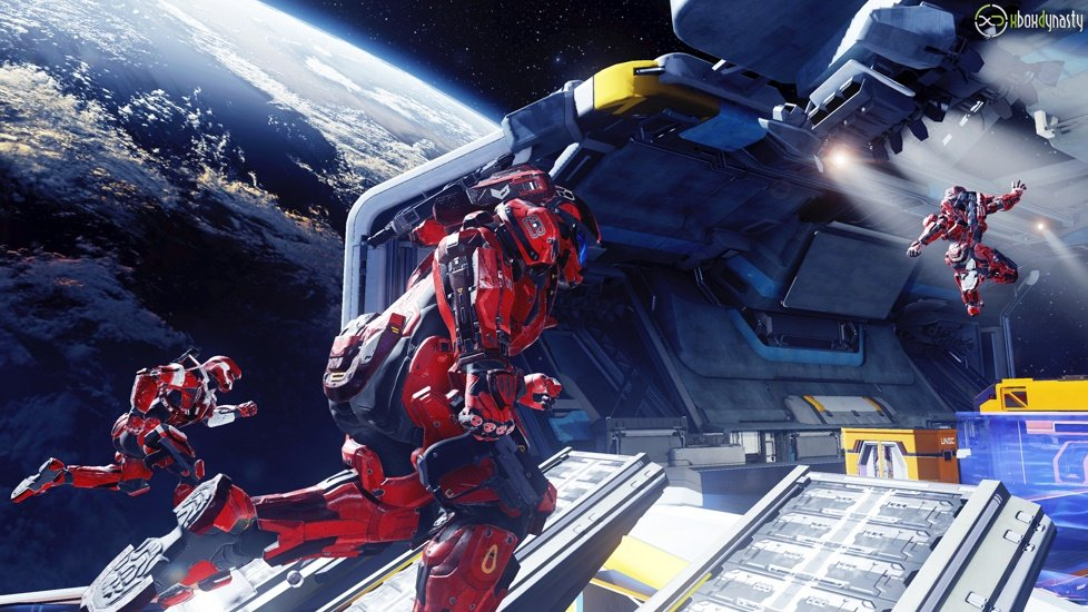 Die Crossfire Multiplayer Map in Halo 5 Guardians gehrt fr uns zu 978x550
