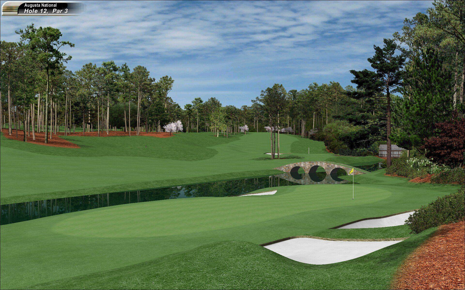 47 Golf Desktop Wallpaper Augusta On Wallpapersafari