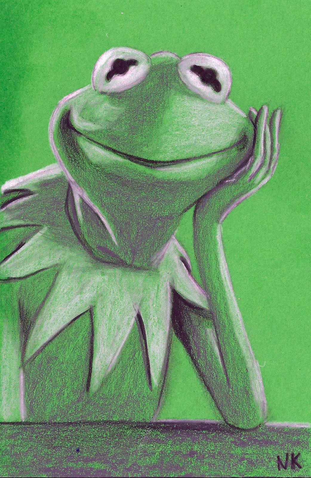 Kermit The Frog Wallpaper Wallpapersafari