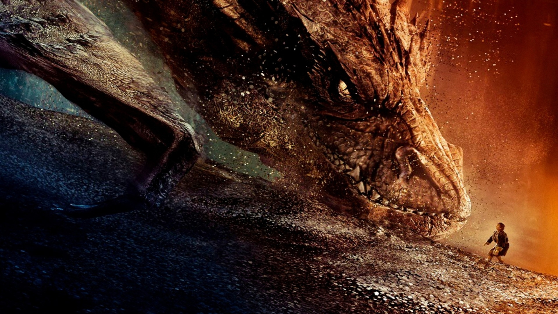 Bad Smaug Download HD Wallpapers 1920x1080
