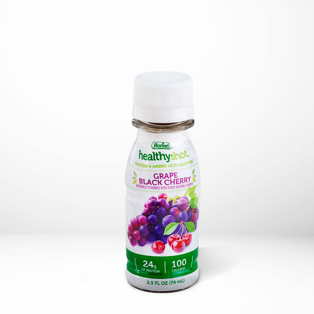 Healthy Shot Protein Supplements   Hormel Health Labs 1000x1000