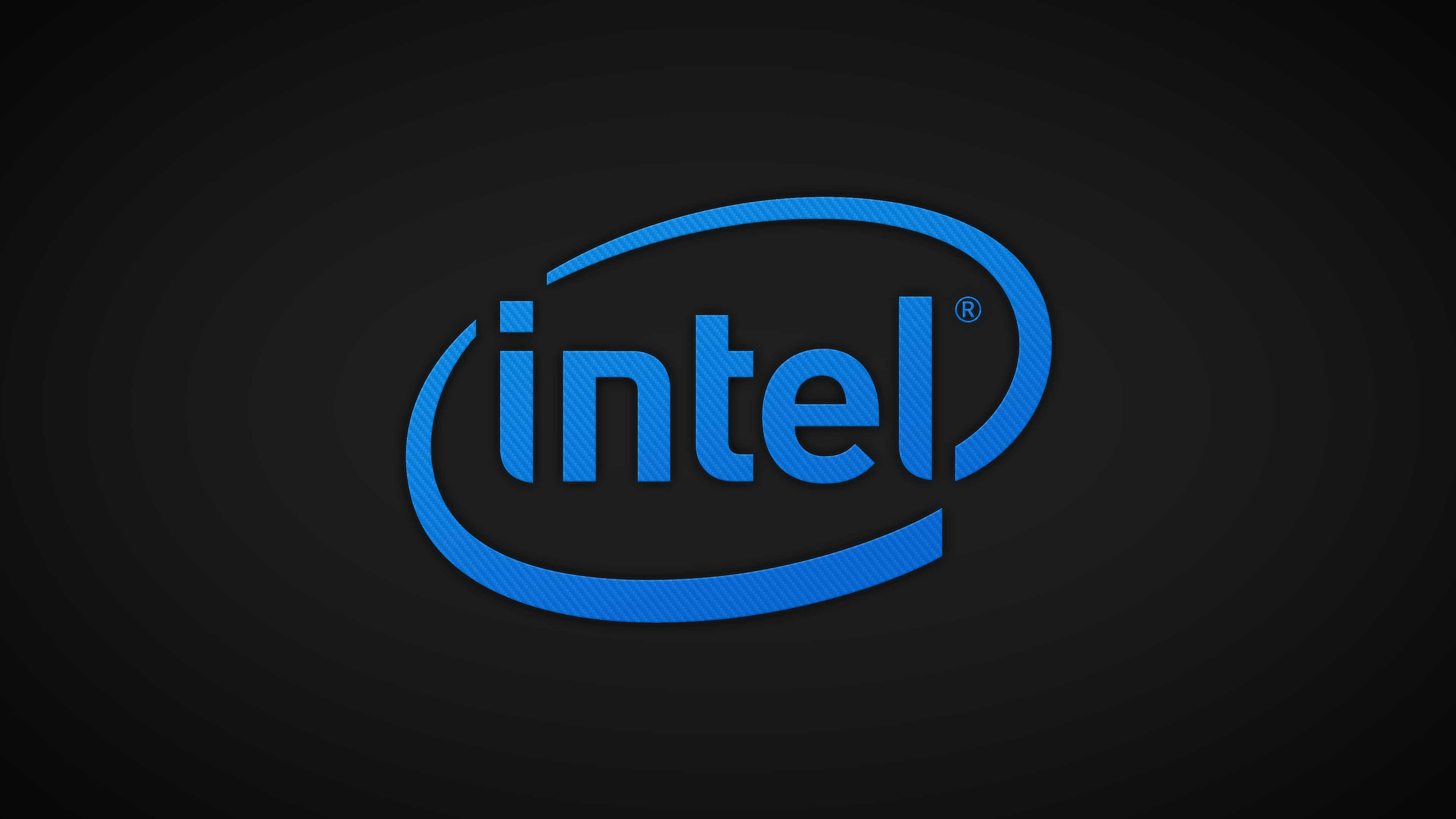 Glorious 4K]I made a simple intel background 3840x2160