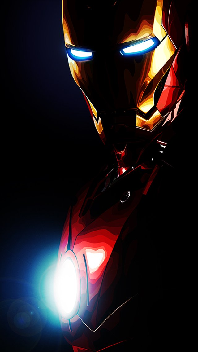 movies more search iron man iphone wallpaper tags cool iron man 640x1136