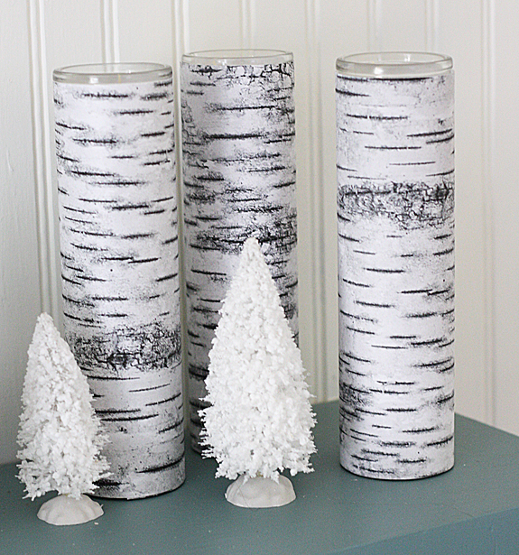 Free Paper Galleries Faux Birch Bark Wring