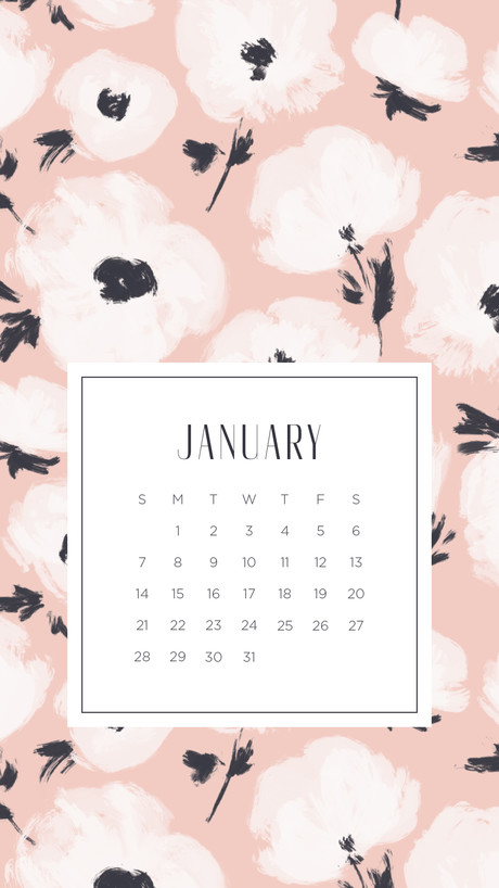 Digital Wallpapers January 2018 May Designs 460x818