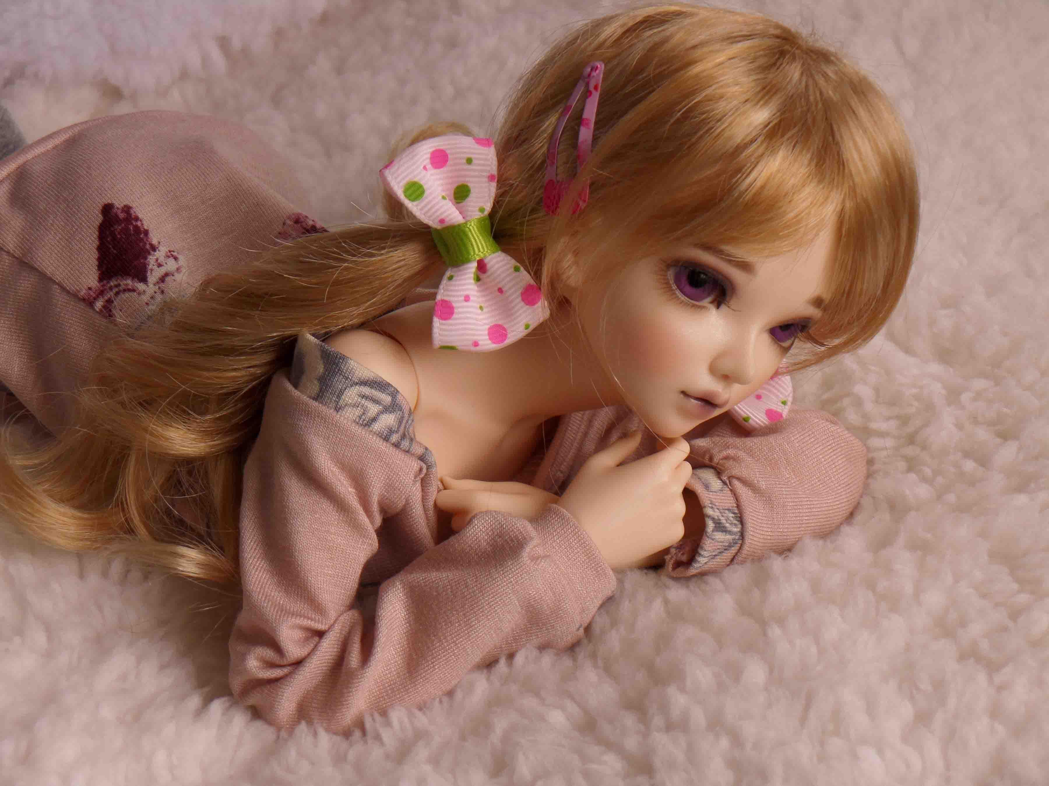 Cute Barbie Dolls HD Wallpapers 3600x2700