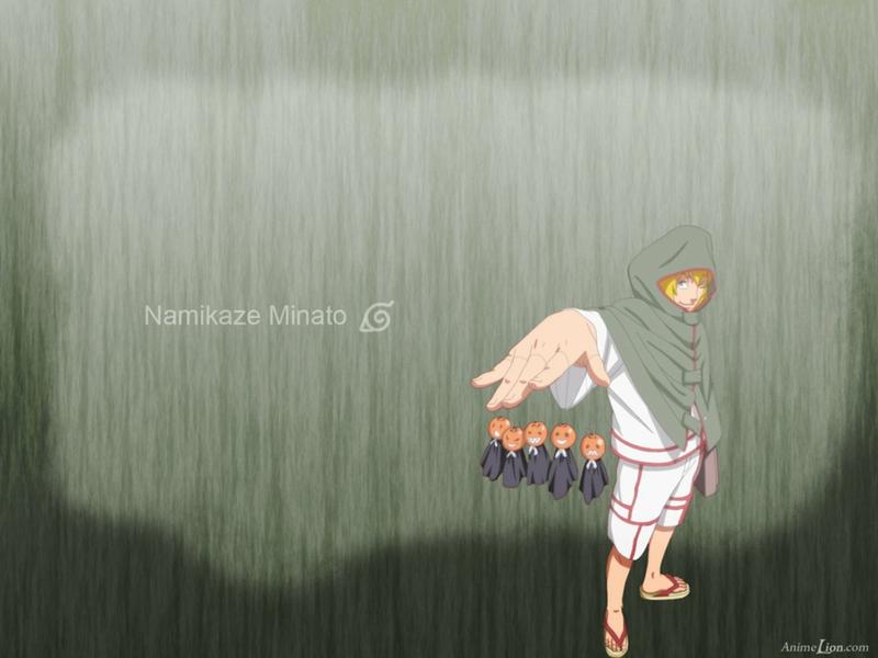 hokage minato Minato Anime Naruto HD Desktop Wallpaper 800x600