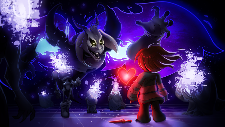 Undertale Art Artist is palidoozy arttumblrcom Damn these are 780x439