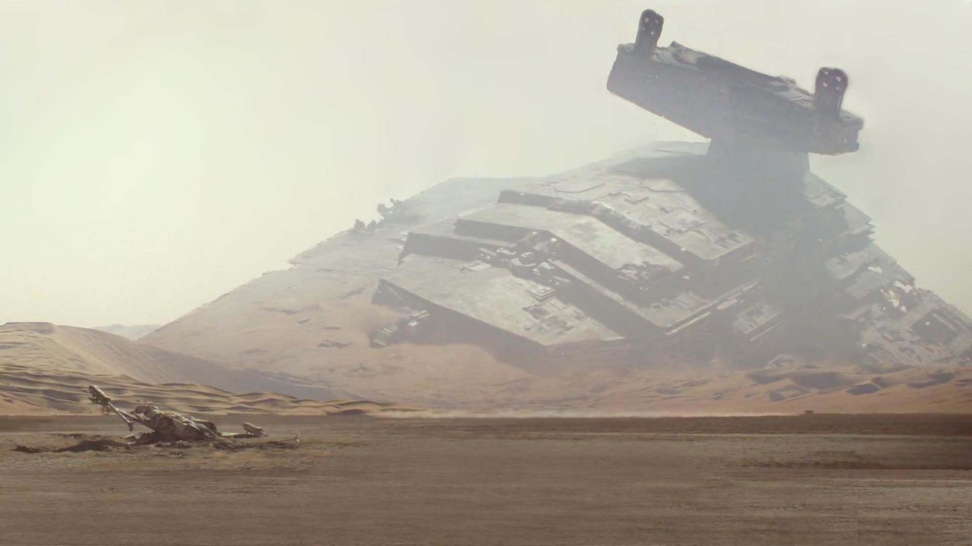 See the True Strength of the First Order in New Hi Res Star Wars 1920x1080