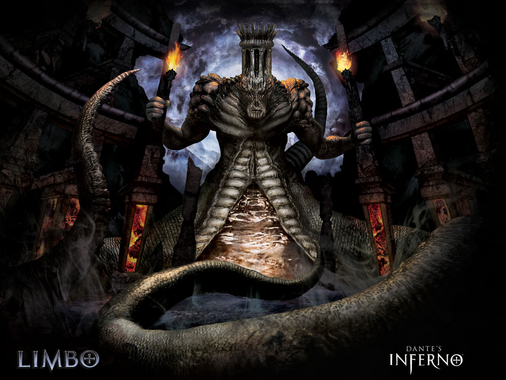 Dantes Inferno WallpapersHD Games PicturesLatest Games Images 1024x768