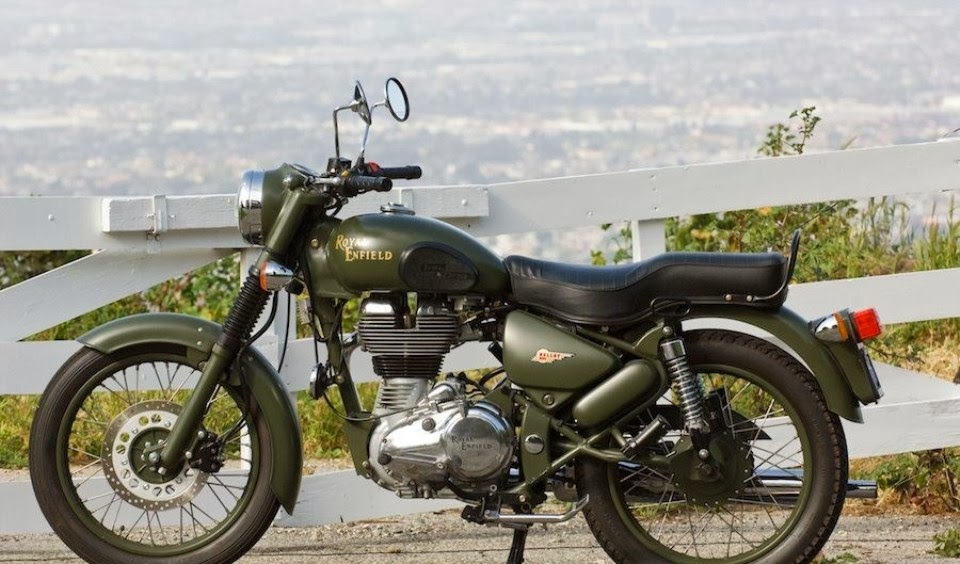 Royal Enfield Bullet C5 Military Pictures Specification 960x564