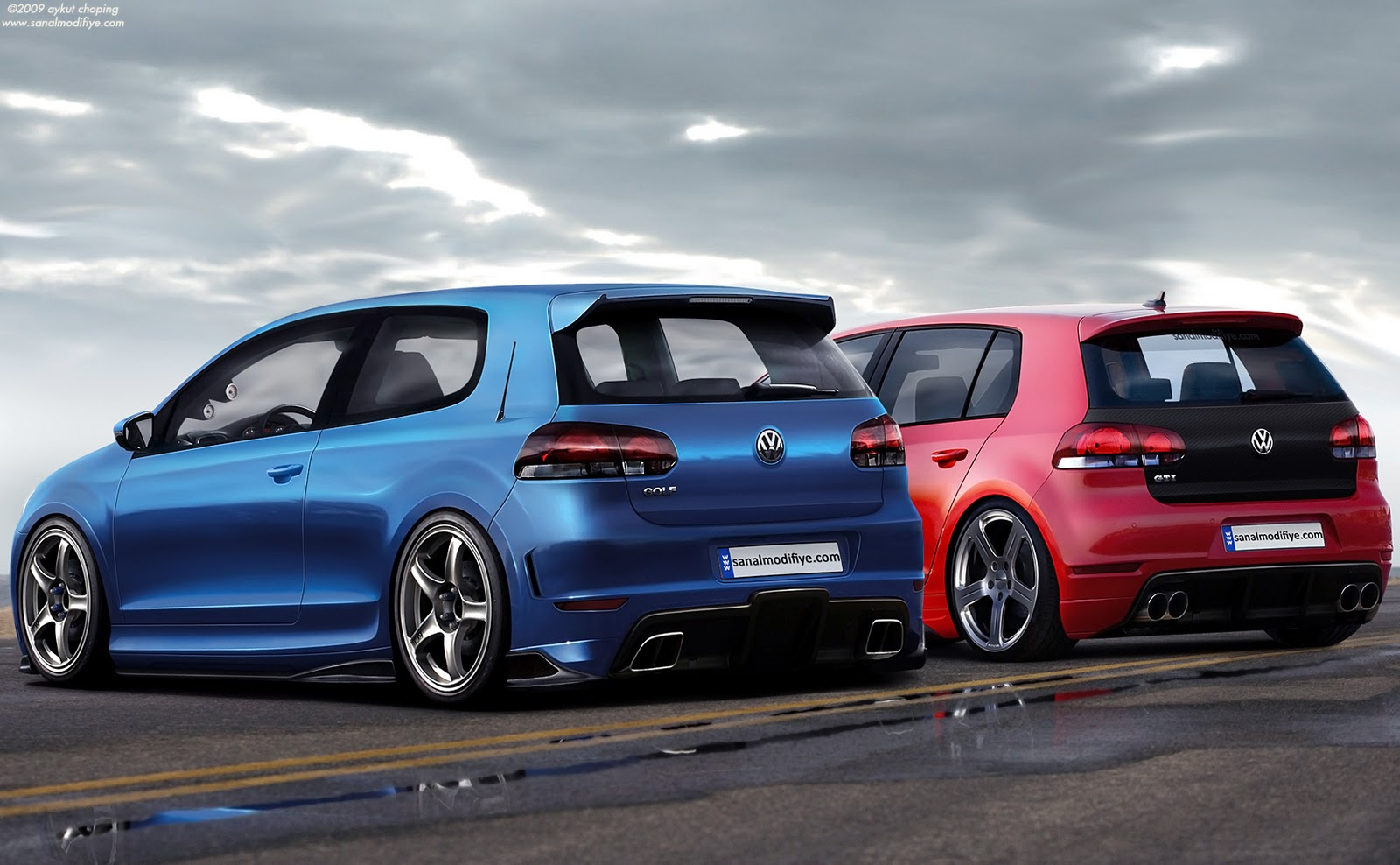 Download Vw Golf Wallpaper 1600x988 98 Golf 7