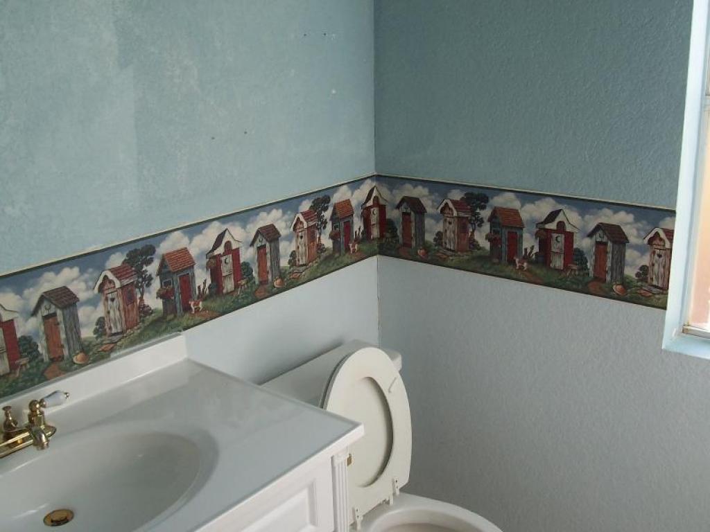 Beach Wallpaper Borders For Bathrooms Wallpapersafari